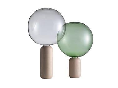 Vaso in vetro borosilicato CRYSTAL BALL