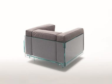 Crystal armchair CRYSTAL LOUNGE | Armchair