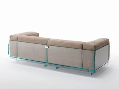 Crystal sofa CRYSTAL LOUNGE | Sofa