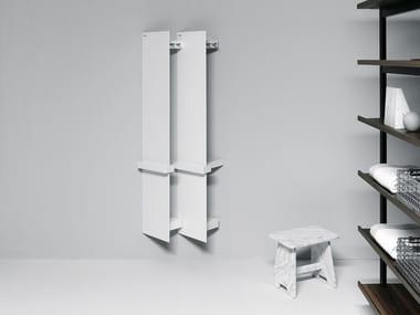 Wall-mounted panel radiator CTLINE | Decorative radiator