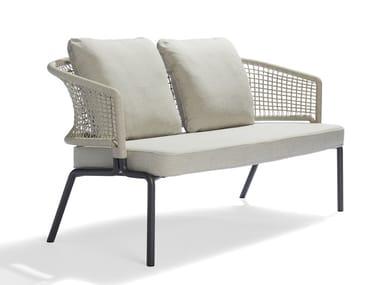 2 seater garden sofa CTR | 2 seater garden sofa