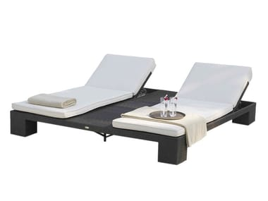 Sun double lounger CUATRO 2933