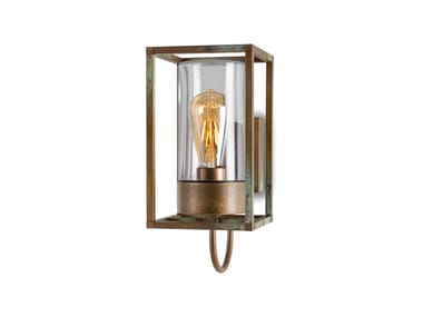 Wall lamp with arch support CUBIC | Outdoor wall lamp