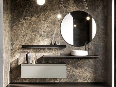 Piano lavabo / mobile lavabo CUBIK 20
