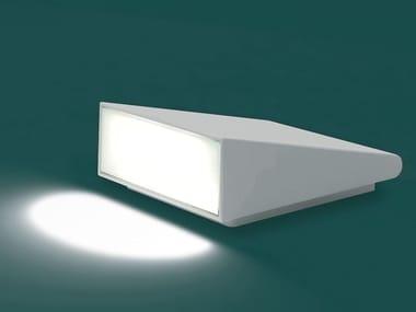 Lampada da terra per esterno a LED in alluminio pressofuso CUNEO | Lampada da terra per esterno