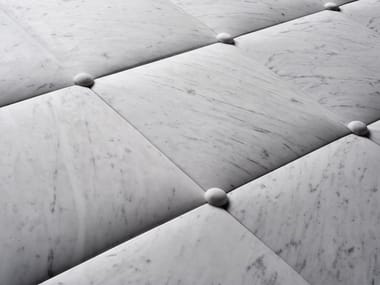 Carrara marble 3D Wall Cladding CUSCINI