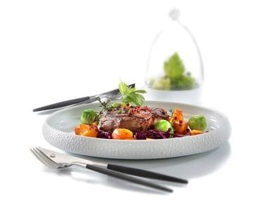 Porcelain deep plate CUSPIS | Deep plate
