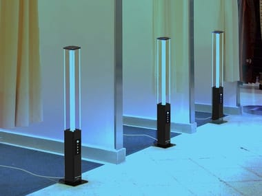 UVC portable sanitizer indoor lamp CUV