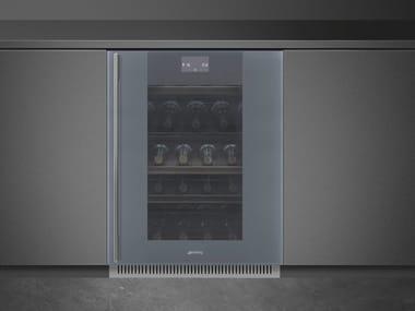 Built-in wine cooler Class A + CVI138-WS2