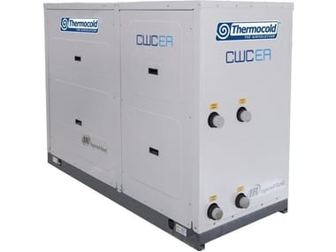 Water refrigeration unit CWC EA