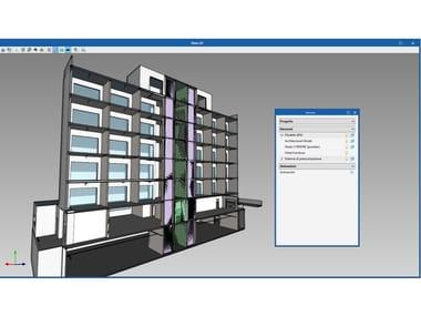Software per verifica di impianto di pressurizzazione scale CYPEFIRE PRESSURE SYSTEMS