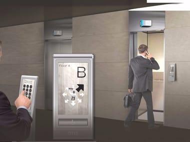Lifts for public buildings