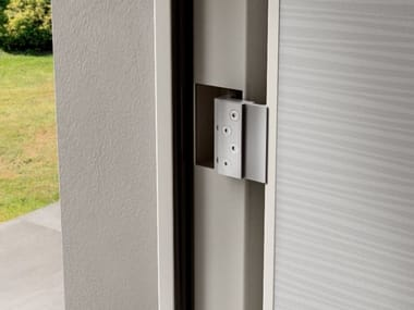 Concealed metal door hinge Concealed hinge