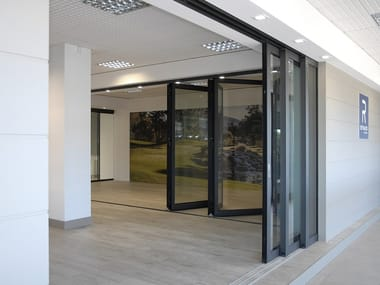 Aluminium patio door Concept Patio 130