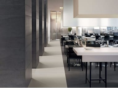 Porcelain stoneware wall/floor tiles with stone effect CORE