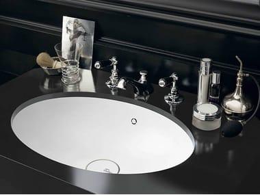 Undermount Corian® washbasin CORIAN® BASIN RELAX