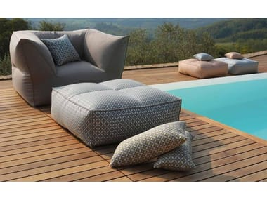 Outdoor fabric cushion Outdoor cushion