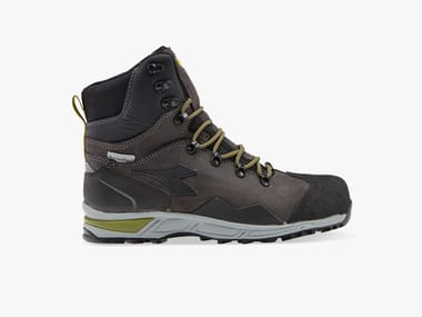 Scarpe antinfortunistiche da lavoro alte D-TRAIL LEATH. BOOT S3 SRA HRO WR CI