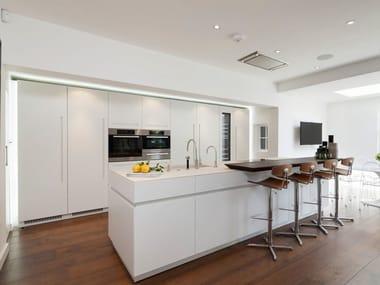 Kitchen with island D90 | Kitchen with island