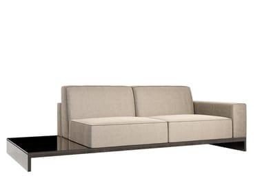 2 seater fabric sofa DA VINCI | Fabric sofa