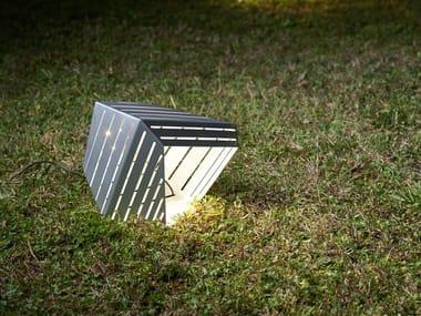 Lampada da terra per esterno in metallo DADÌ   Lampada da terra per esterno in metallo