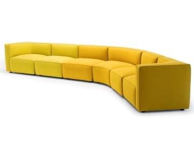 Sectional modular fabric sofa DADO | Sofa