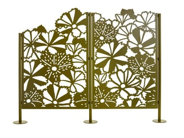Powder coated steel garden partition DAGGKÅPA