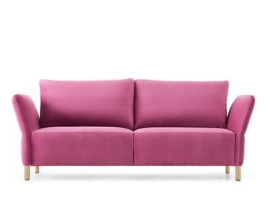 Convertible fabric sofa DAISY