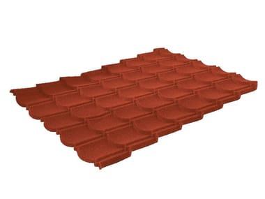 Pannello e lastra metallica per copertura in alluminio DAKOPAN | Pannello e lastra metallica per copertura