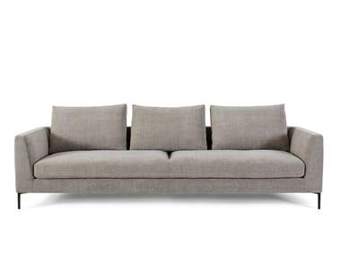 4 seater fabric sofa DALEY | 4 seater sofa