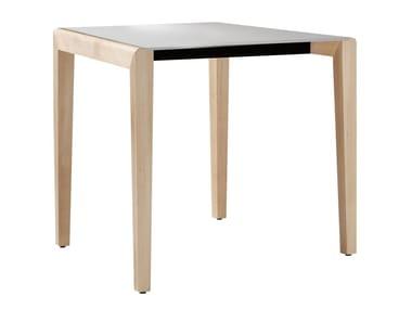 Tavolo quadrato in frassino DALTON 614