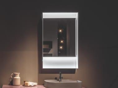 Espelho moldurado para banheiro DAMA | Espelho