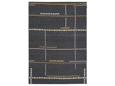 Patterned handmade rug DAMASCO