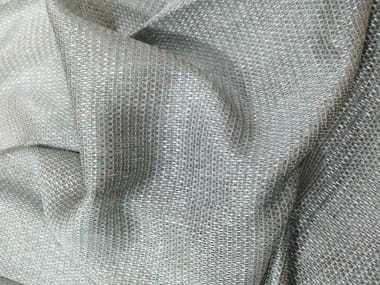 Solid-color fabric for curtains DANDY