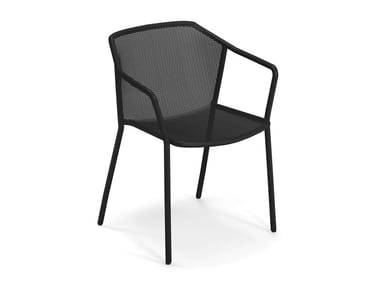 Easy chair DARWIN | Chair with armrests