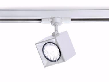 Illuminazione a binario a LED in alluminio estruso DAU SPOT 6163