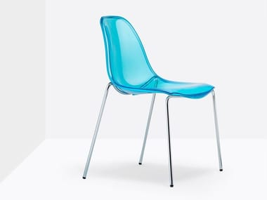 Polycarbonate chair DAY DREAM 405