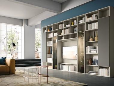 Librerie con illuminazione archiproducts