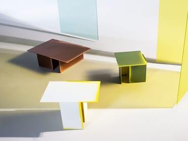 Tavolino in metallo DAZE