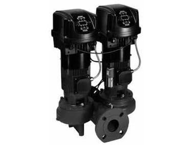 Gemellari flangiati con inverter MCE/C - 4 poli con giunto DCM-GE 150