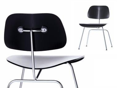 Cadeira de cinza DCM