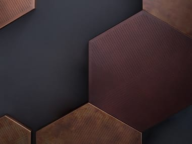 Metal Acoustic wall panel DE CODE