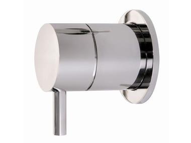 3 ways stainless steel diverter for shower DE702 | 3 ways diverter