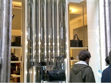 Mobiliario de tiendas de poliestireno DECO LINE | Mobiliario de tiendas