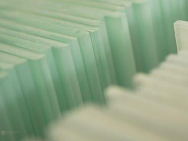 Satin glass DECORFLOU® CLASSIC