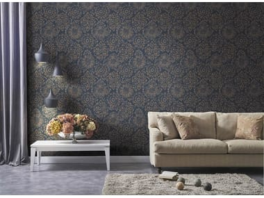 Motif wallpaper DECORO SHIBORI