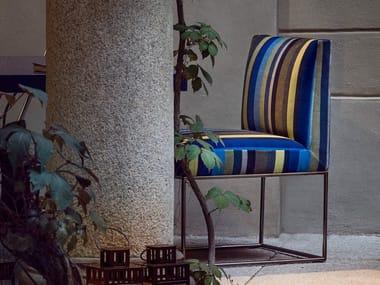 Fabric chair DEDALO