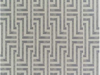 Rug with geometric shapes DEDALO