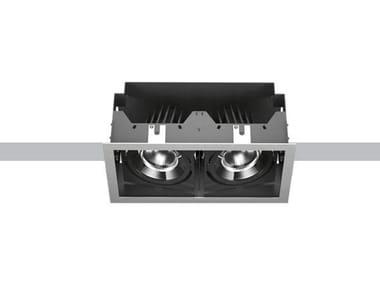 Spot LED embutido DEEP FRAME | Spot múltiplos