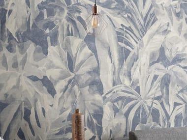 Papel de parede ecológico de tecido não tecido DEEP JUNGLE